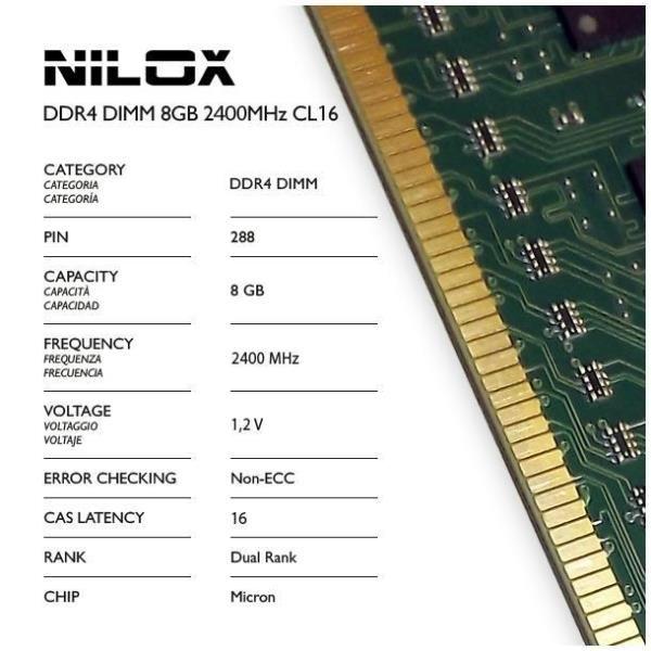 Componenti HardwareModuli di Memoria NXS41600M1C11